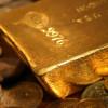 Un effondrement de près de 9% pour l'once d'or