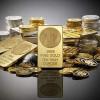La taxe sur la vente d'or passe de 7,5% à 10%