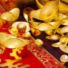 Le cours de l'or atteignent des hauts depuis six semaines