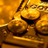 Métal jaune : un négoce mince