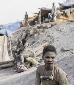 Burkina Faso mine d'ALGA