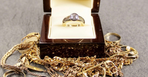 Achat de bijoux anciens